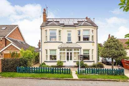 5 Bedrooms Detached House for sale in Park Road, Plumtree Park, Nottingham, Nottinghamshire