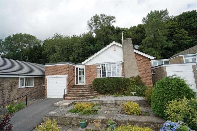 3 Bedrooms Detached Bungalow for sale in Langdale Drive, Dronfield, Sheffield, S18 2FS