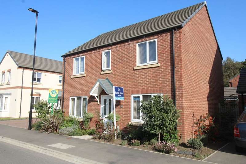 3 Bedrooms Detached House for sale in Stayers Road, Doncaster, DN4