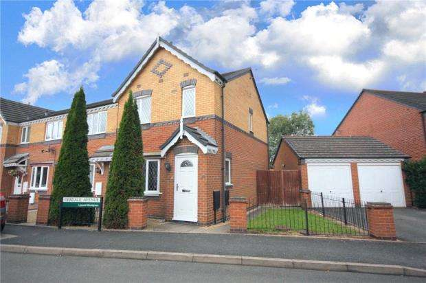 3 Bedrooms Terraced House for sale in Debdale Avenue, Lyppard Woodgreen, Worcester
