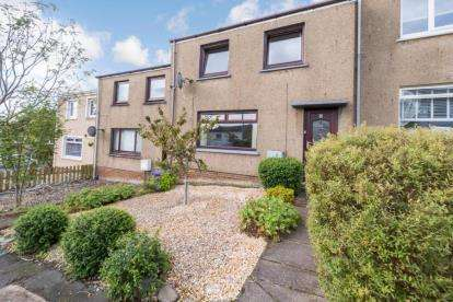 3 Bedrooms Terraced House for sale in Fossil Grove, Kirkintilloch, Glasgow, East Dunbartonshire