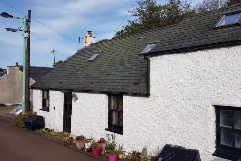 3 Bedrooms Semi Detached House for sale in Ramsay Road, Leadhills, Biggar, ML12