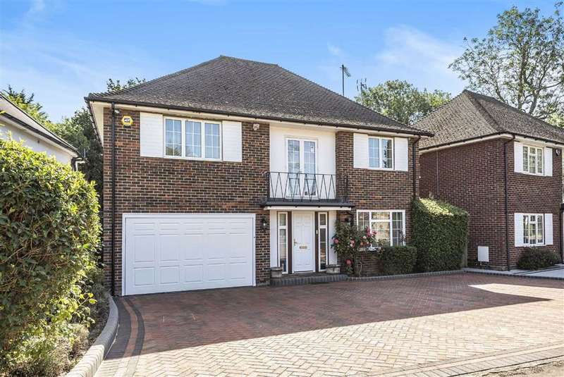 4 Bedrooms House for sale in Duchy Road, Hadley Wood, Hertfordshire