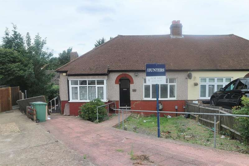 2 Bedrooms Bungalow for sale in Doris Avenue, Northumberland Heath, DA8 3ND