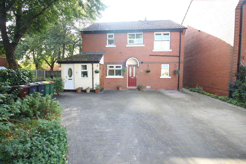 2 Bedrooms Flat for sale in South Meadow Lane, Preston