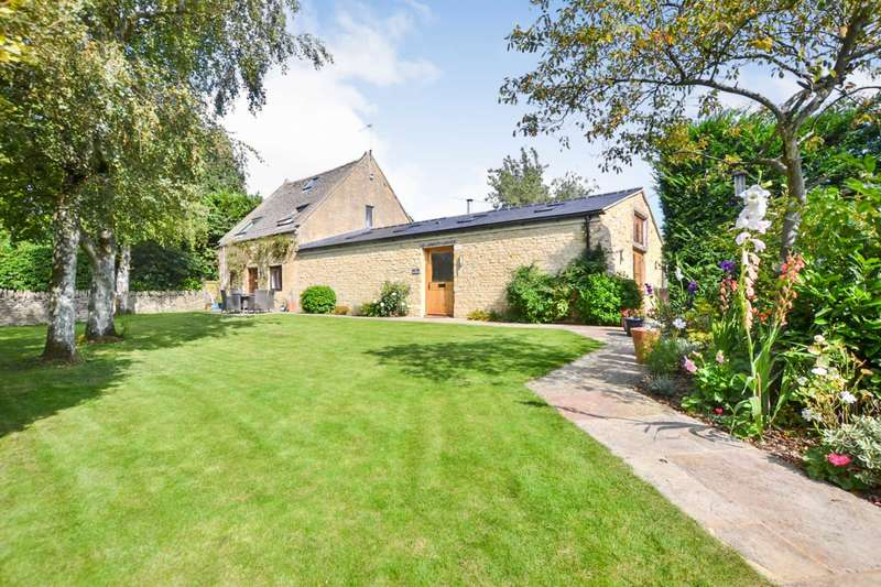 4 Bedrooms Detached House for sale in Sevenhampton, Cheltenham, Gloucestershire
