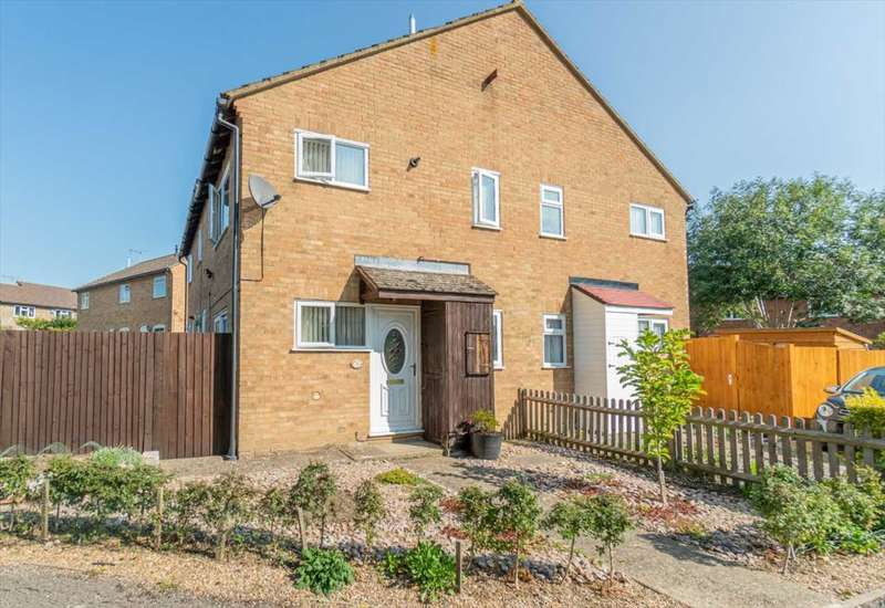 1 Bedroom Semi Detached House for sale in Falcon Way, Ashford, Kent, TN23 5UR