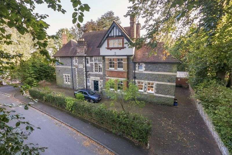 7 Bedrooms Property for sale in Stow Park Circle, Newport