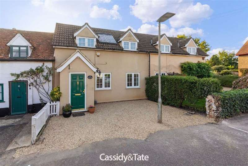 3 Bedrooms Property for sale in The Hill, Wheathampstead, Hertfordshire - AL4 8PS