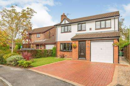 4 Bedrooms Detached House for sale in Gleneagles Drive, Fulwood, Preston, Lancashire, PR2