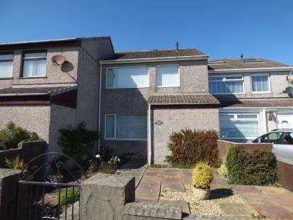 2 Bedrooms Terraced House for sale in Ffordd Beibio, Holyhead, Sir Ynys Mon, LL65