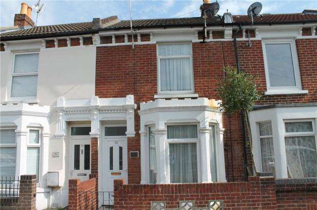 3 Bedrooms Terraced House for sale in Dartmouth Road, Portsmouth, Hampshire