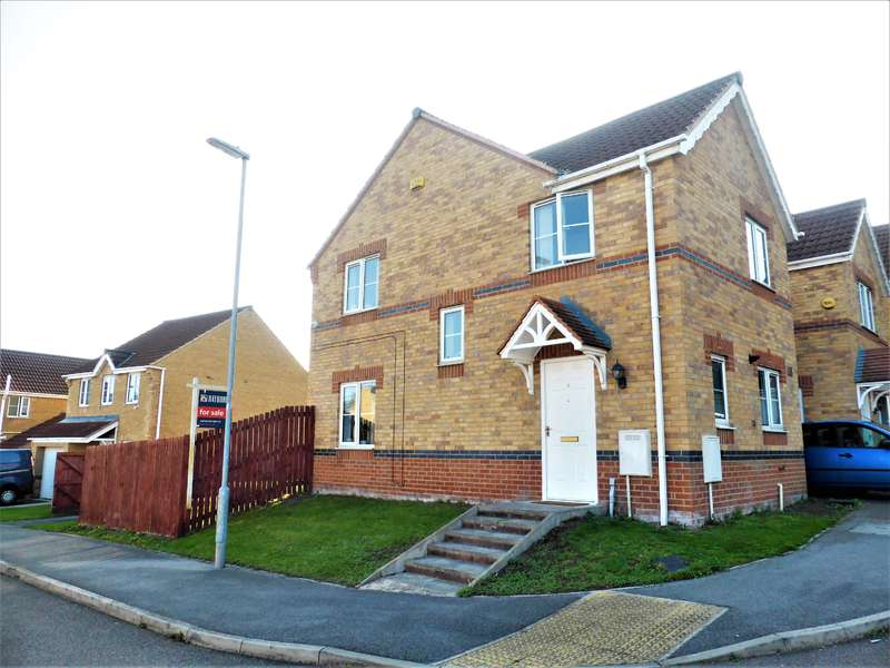 3 Bedrooms Semi Detached House for sale in Annie Senior Gardens, Bolton Upon Dearne, Rotherham, S638FL