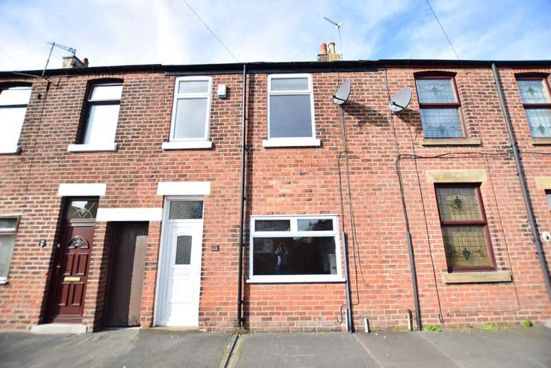 2 Bedrooms Terraced House for sale in Ward Street, Kirkham, PR4 2DA
