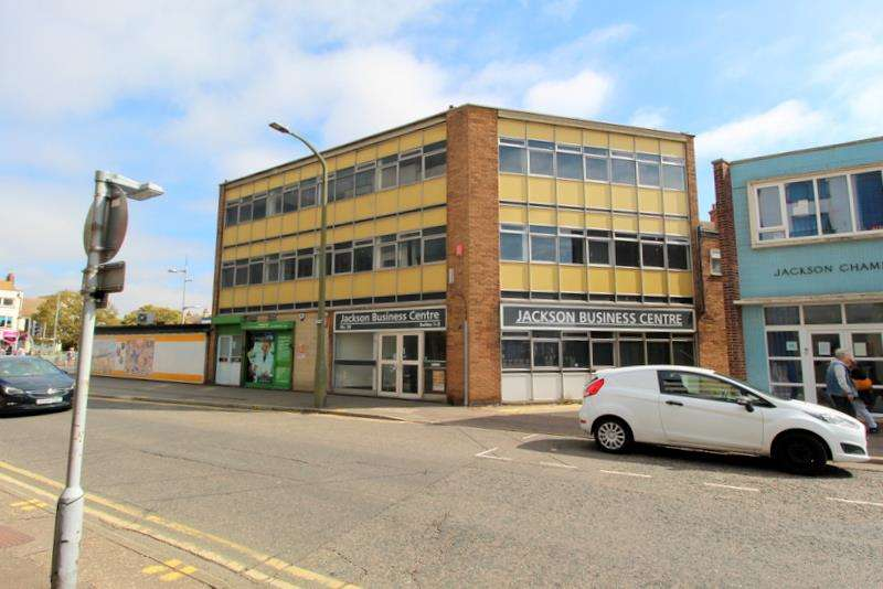 Commercial Property for sale in INVESTMENT FREEHOLD IN CENTRAL CLACTON