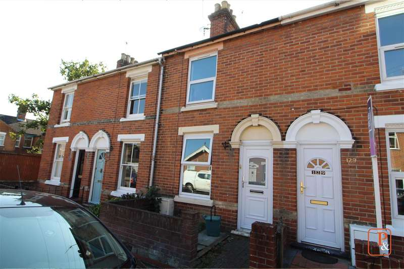 2 Bedrooms Terraced House for sale in Canterbury Road, New Town, Colchester CO2