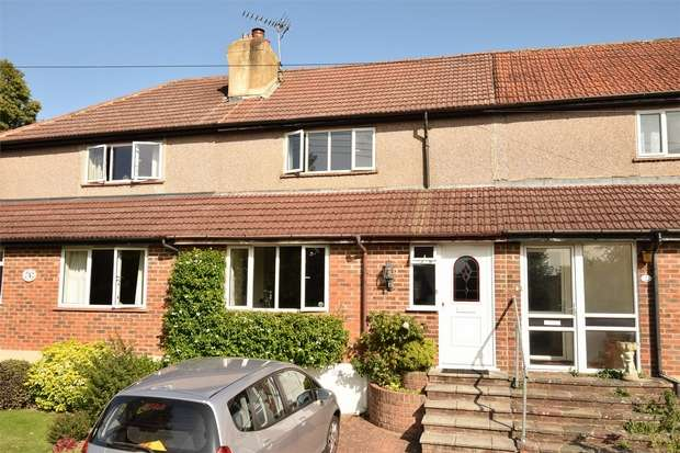 2 Bedrooms Terraced House for sale in 6 Johnsons Avenue, Badgers Mount, Sevenoaks, Kent