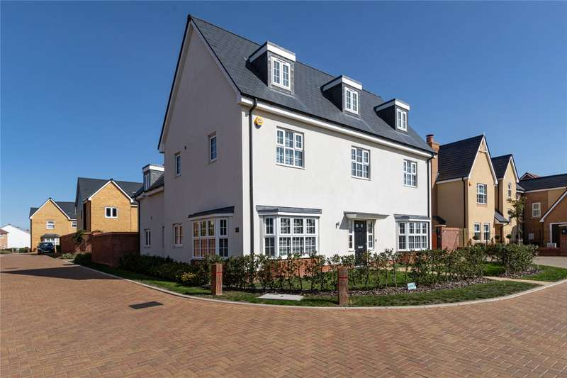 5 Bedrooms Detached House for sale in Stephen Place, Rochford, Essex, SS4
