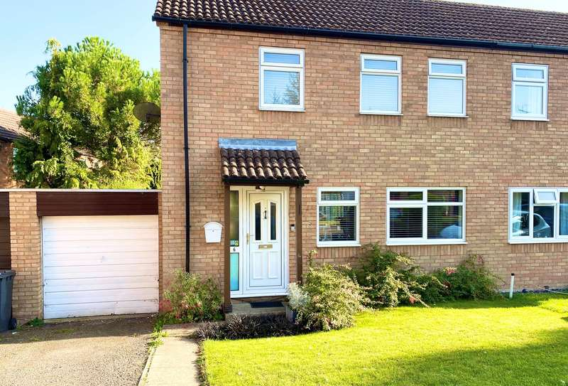 3 Bedrooms Semi Detached House for sale in Isons Close, Fowlmere, SG8