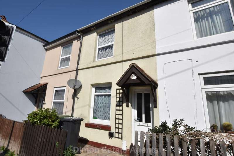 2 Bedrooms Terraced House for sale in Forton Road, Gosport