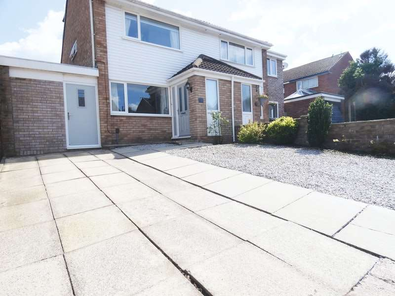 2 Bedrooms Semi Detached House for sale in Earlsway, Chorley, Lancashire, PR7