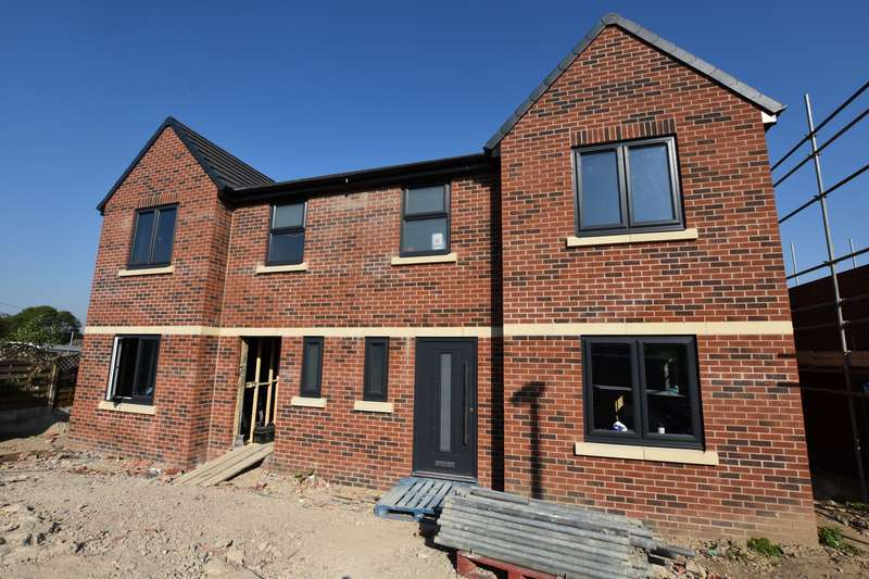3 Bedrooms Semi Detached House for sale in PLOT 6, Southfield Lane, Thurnscoe, Rotherham, S63