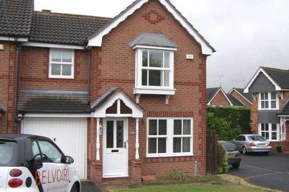 3 Bedrooms Property for rent in Bridgnorth Row, Warndon Villages, Worcester