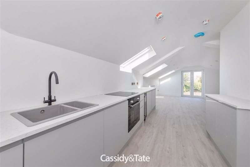1 Bedroom Property for sale in Hatfield Road, St Albans, Herts - AL1 4JL