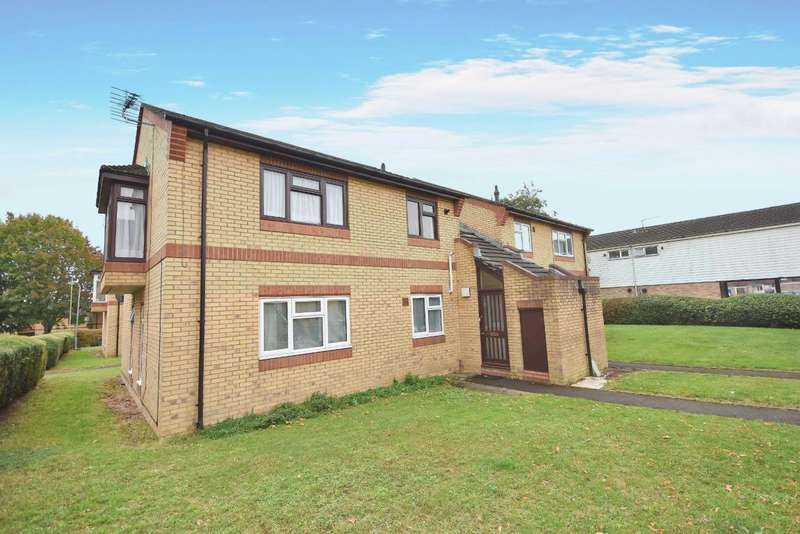 1 Bedroom Maisonette Flat for sale in Oakridge, Basingstoke, RG21