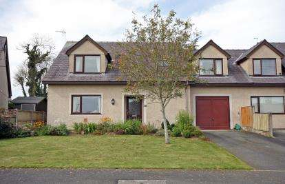 3 Bedrooms Semi Detached House for sale in Tan Yr Eglwys, Abererch, Pwllheli, Gwynedd, LL53