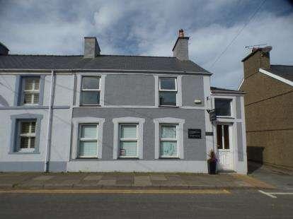 3 Bedrooms End Of Terrace House for sale in High Street, Nefyn, Pwllheli, Gwynedd, LL53
