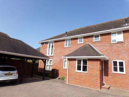 2 Bedrooms Flat for sale in 29-33 Christchurch Road, Ringwood, Hampshire