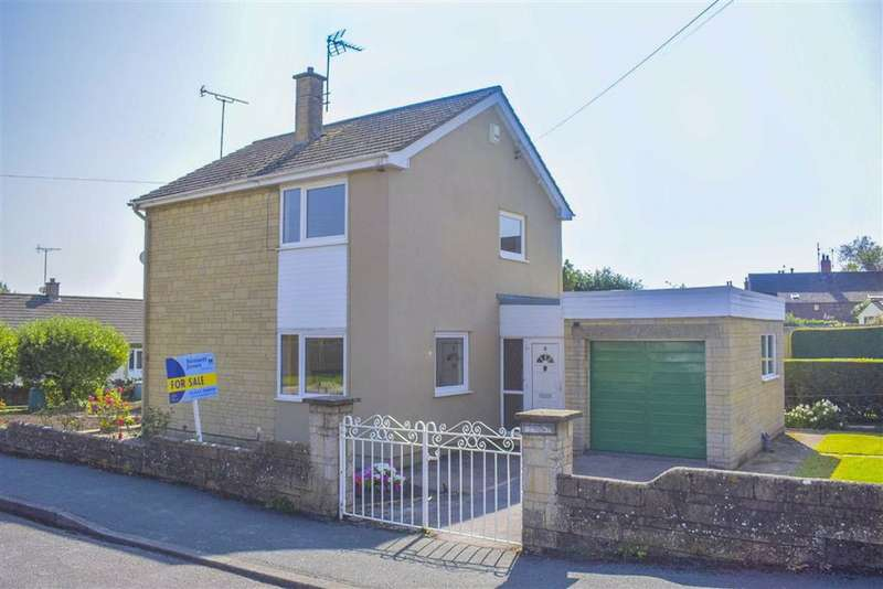 3 Bedrooms Detached House for sale in Horsford Road, Charfield, GL12