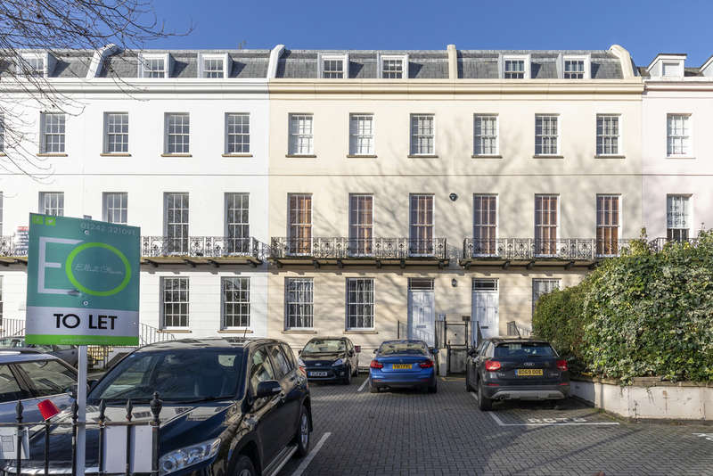 2 Bedrooms Flat for sale in Rodney Road, Cheltenham, GL50 1HX