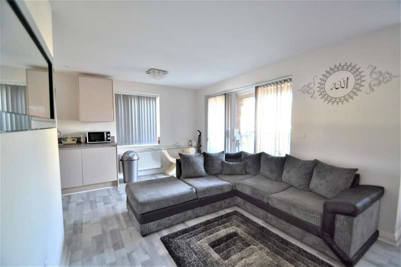 1 Bedroom Ground Flat for sale in St. Albans Road, Watford