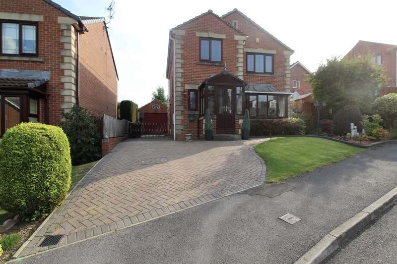 3 Bedrooms Detached House for sale in Mount Road, Sheffield, South Yorkshire, S35