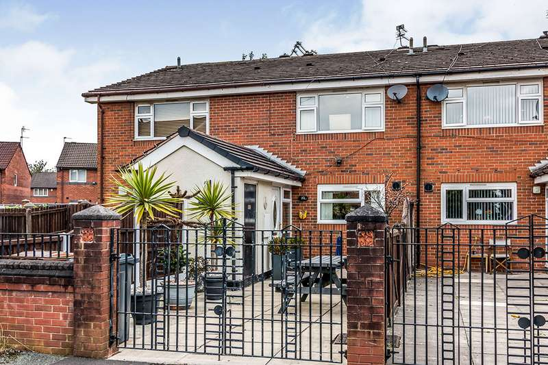 2 Bedrooms House for sale in Buckfield Avenue, Salford, M5