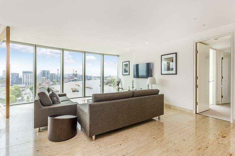 2 Bedrooms Apartment Flat for rent in The Tower, Nine Elms SW8
