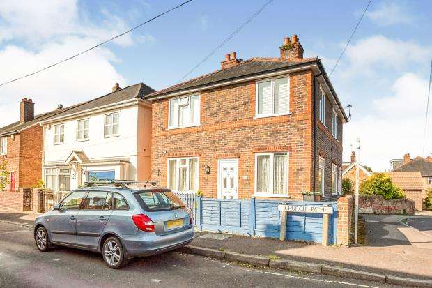 2 Bedrooms Flat for sale in Emsworth, Hampshire