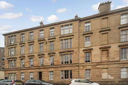 3 Bedrooms Flat for sale in Elderslie Street, Glasgow, Lanarkshire