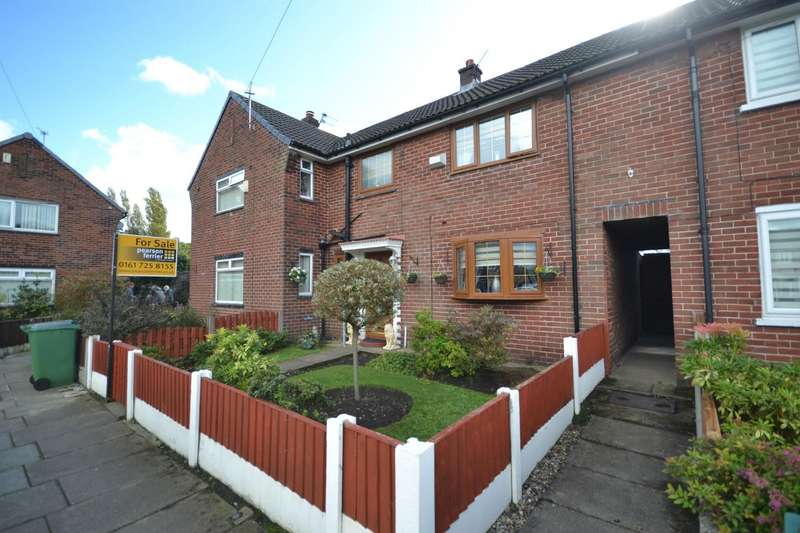 3 Bedrooms Town House for sale in Shakespeare Avenue, Radcliffe, Manchester