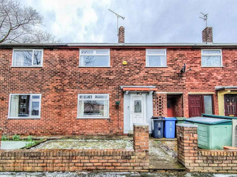 3 Bedrooms Town House for rent in Littlemoor Lane, Oldham Centre, Oldham, OL4 2RR