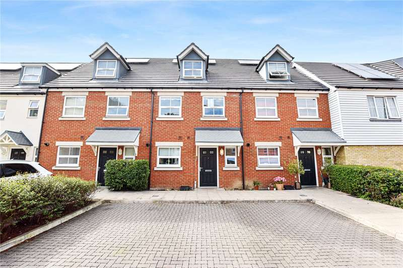 3 Bedrooms Terraced House for sale in Weir Road, Bexley, Kent, DA5