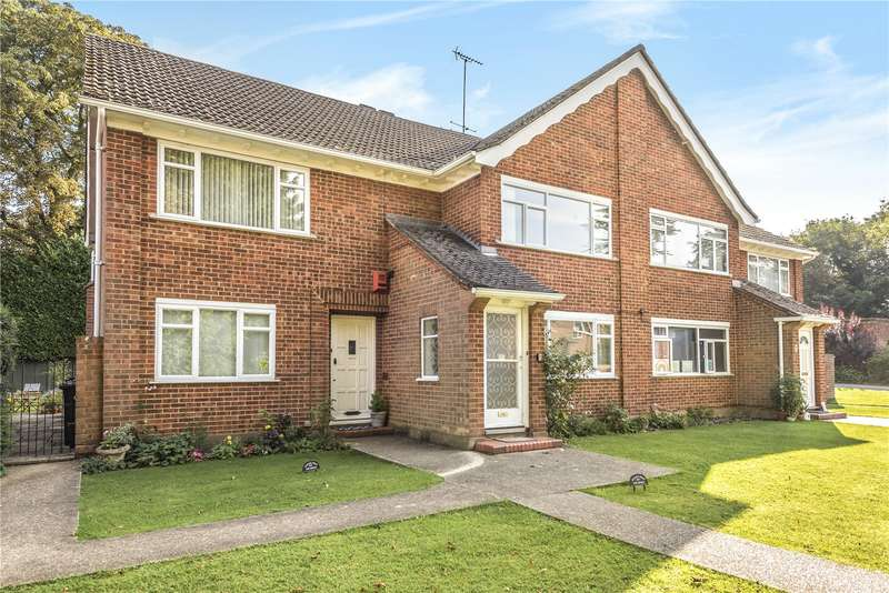 2 Bedrooms Maisonette Flat for sale in Bromet Close, Watford, Hertfordshire, WD17