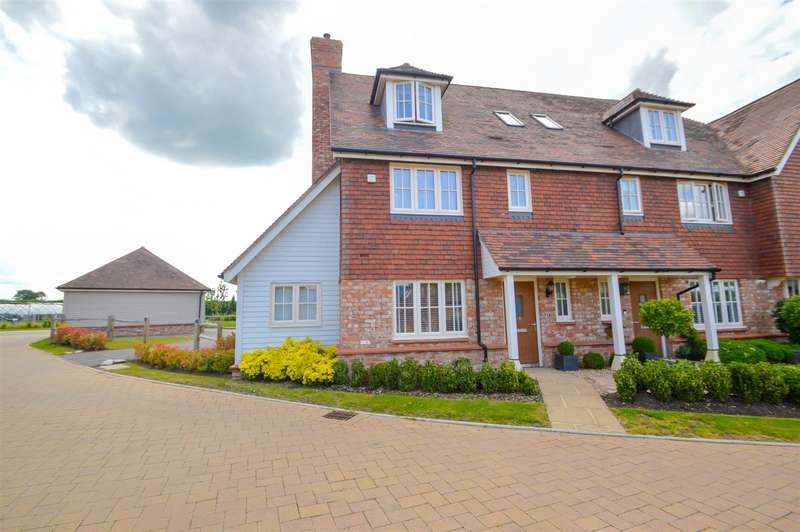 4 Bedrooms Semi Detached House for sale in Cyril West Lane, Ditton