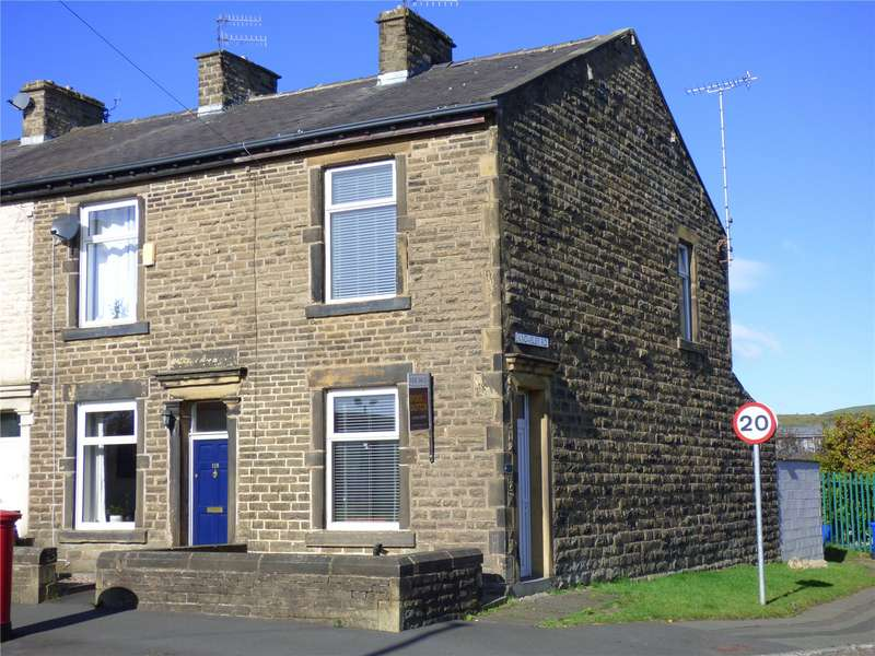 2 Bedrooms Terraced House for sale in Broadway, Haslingden, Rossendale, BB4