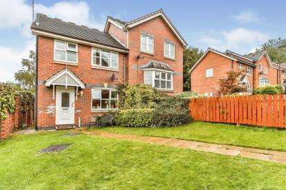 3 Bedrooms Semi Detached House for sale in Periwood Drive, Sheffield, South Yorkshire