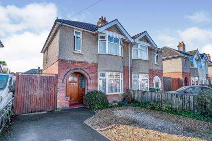 3 Bedrooms Semi Detached House for sale in Southampton, Hampshire, .
