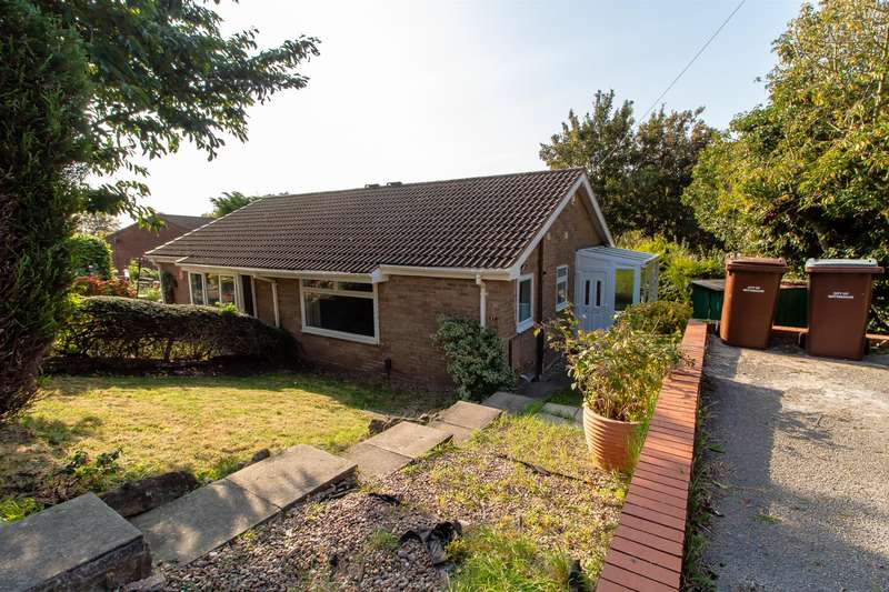 2 Bedrooms Semi Detached Bungalow for sale in Mickleborough Avenue, Mapperley, Nottigham
