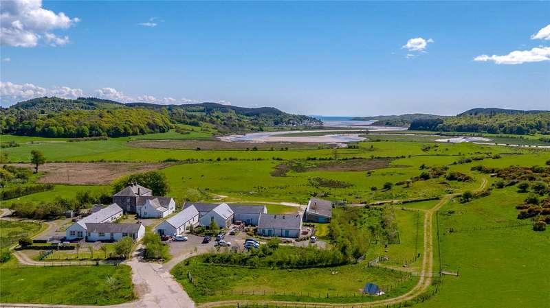 Farm Commercial for sale in Meikle Richorn Farm, Dalbeattie, Dumfries, Dumfries & Galloway, South West Scotland, DG5